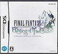 Final Fantasy Crystal Chronicle Echoes of Time