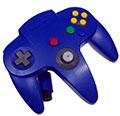 Nintendo 64 Controller Bros (Blue)