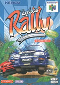 Top Gear Rally (Cart Only)