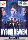 Hybrid Heaven (New) - Konami