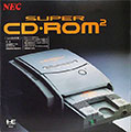 PC Engine Super CD ROM2 (New) - NEC