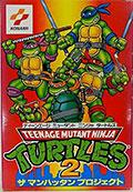 Teenage Mutant Ninja Turtles 2 (New) - Konami