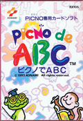 Picno ABC (New) - Konami