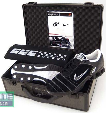 Gran Turismo  Car Like Nike Shoe