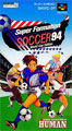 Super Formation Soccer 94 World Cup Edition - Human