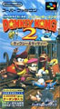 Super Donkey Kong 2 Dixie & Diddy - Nintendo