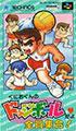 Kunio Dodgeball - Technos