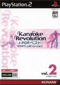 Karaoke Revolution J Pop Best Vol 2 (New) - Konami