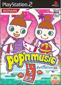 Pop N Music 12 Iroha - Konami
