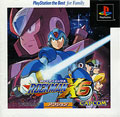 Rockman x6 (Best) - Capcom