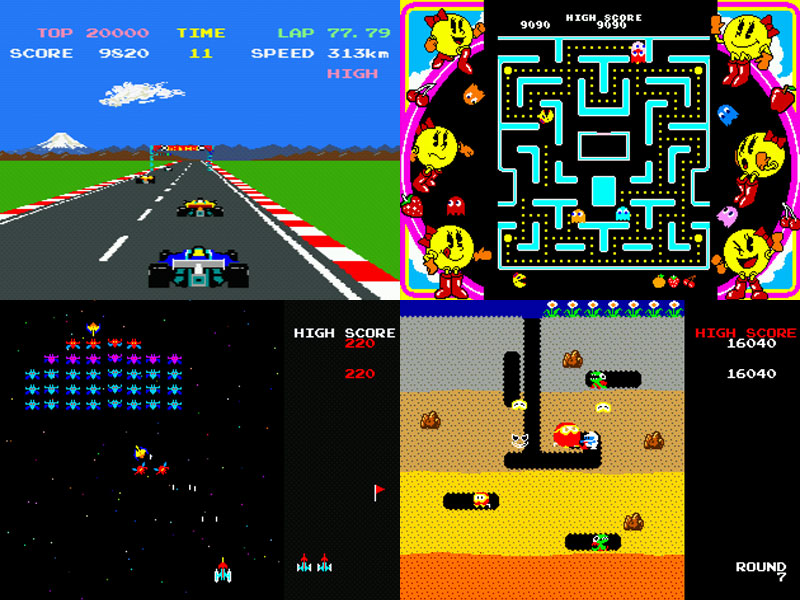 Namco Museum Vol 3 from Namco - Playstation
