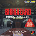 Biohazard Directors Cut Dual Shock Version