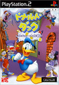 Donald Duck Quack Attack - Ubisoft