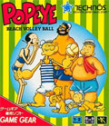 Popeye Beach Volley - Technos