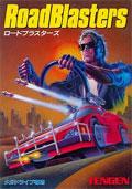 Road Blasters (New) - Tengen