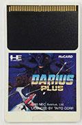 Darius Plus (Hu Card Only)