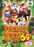 Donkey Kong 64 (Limited Edition) (New) (No Expansion Pack)  - Nintendo