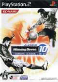 J League Winning Eleven 10 Europe League 06 07 - Konami