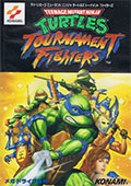 Teenage Mutant Ninja Turtles Tournament Fighters (New) - Konami